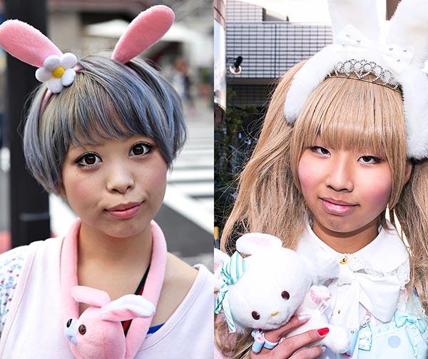 bunny-japanese-style