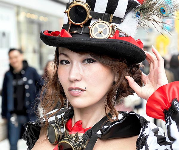 steampunk-japanese-style