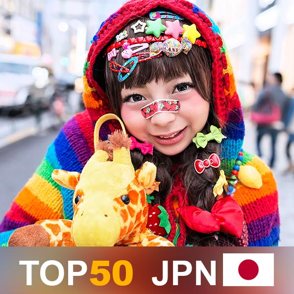 top 50 tokyo street style tendenze giovanili giapponesi
