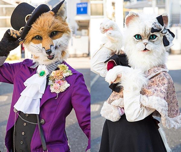 vintage-cat-japanese-style