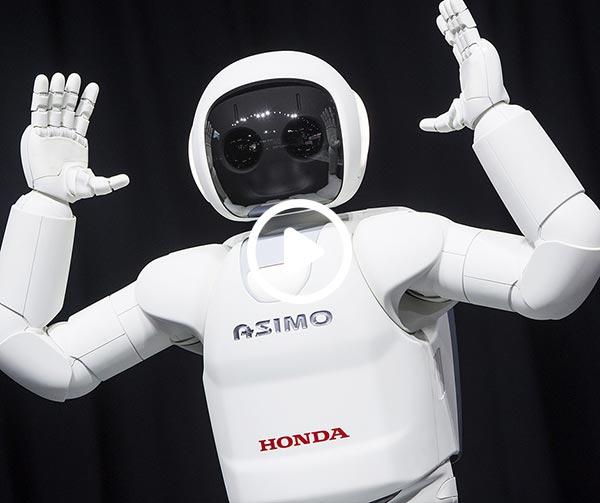 honda-asimo-japanese-robot