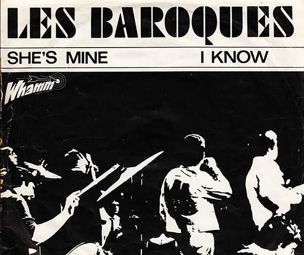 les-baroques-dutch-pop-group