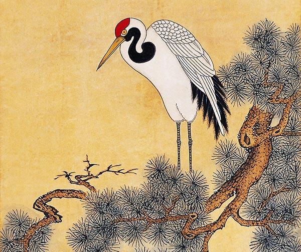 uccelli-coreani-stampa-tradizionale-coreana