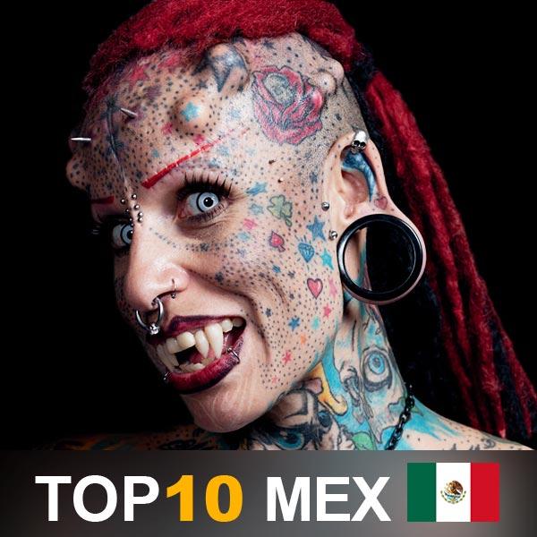 personaggi pop messicani maría cristerna
