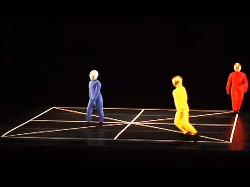 bauhaus-dances