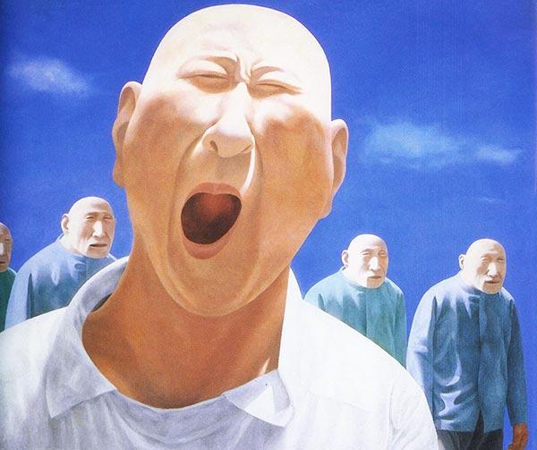 fang-lijun-arte-contemporanea-cinese