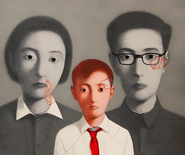 zhang-xiaogang-arte-contemporanea-cinese